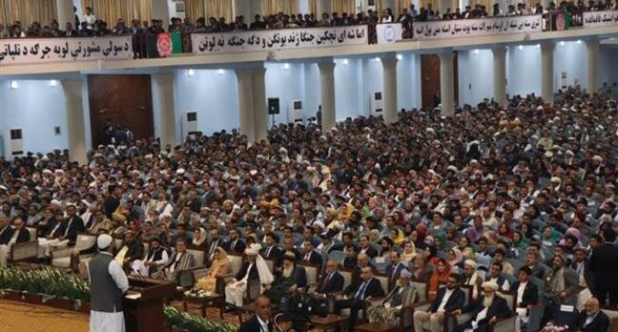 Traditional grand assembly kicks off in Kabul