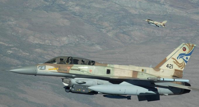 IDF Inaugurates Rampage Missiles Against Syria