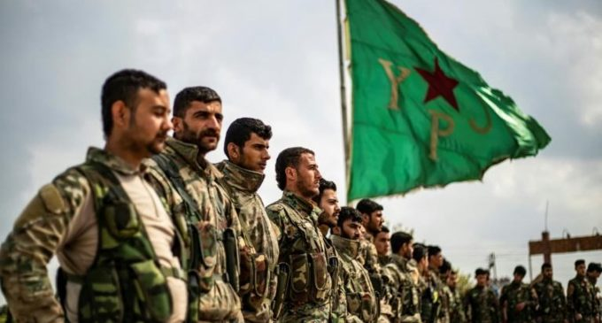 """Statement of the Turkish Ministry of Foreign Affairs dealing with Emmanuel Macron's Reception of a Delegation of the so-called """"Syrian Democratic Forces"""""""