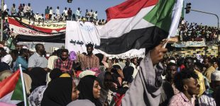 Sudan military rulers urge talks ahead of 'million-man' march