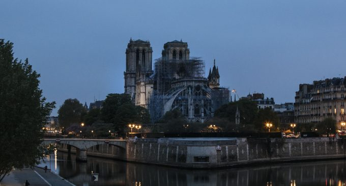UNESCO communiqué on the fire at Notre-Dame de Paris