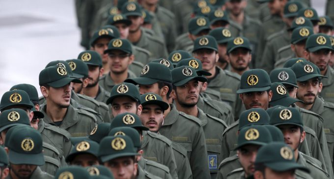 US Designation of the Islamic Revolutionary Guard Corps as a Foreign Terrorist Organization
