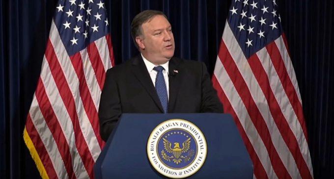 US DoS : Maximum Pressure Campaign on the Regime in Iran