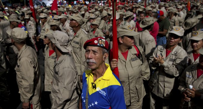 Washington officials secretly evaluate the use of military force against Venezuela