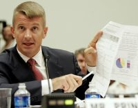 Blackwater Founder Calls For 5,000 Mercenaries to Topple Maduro