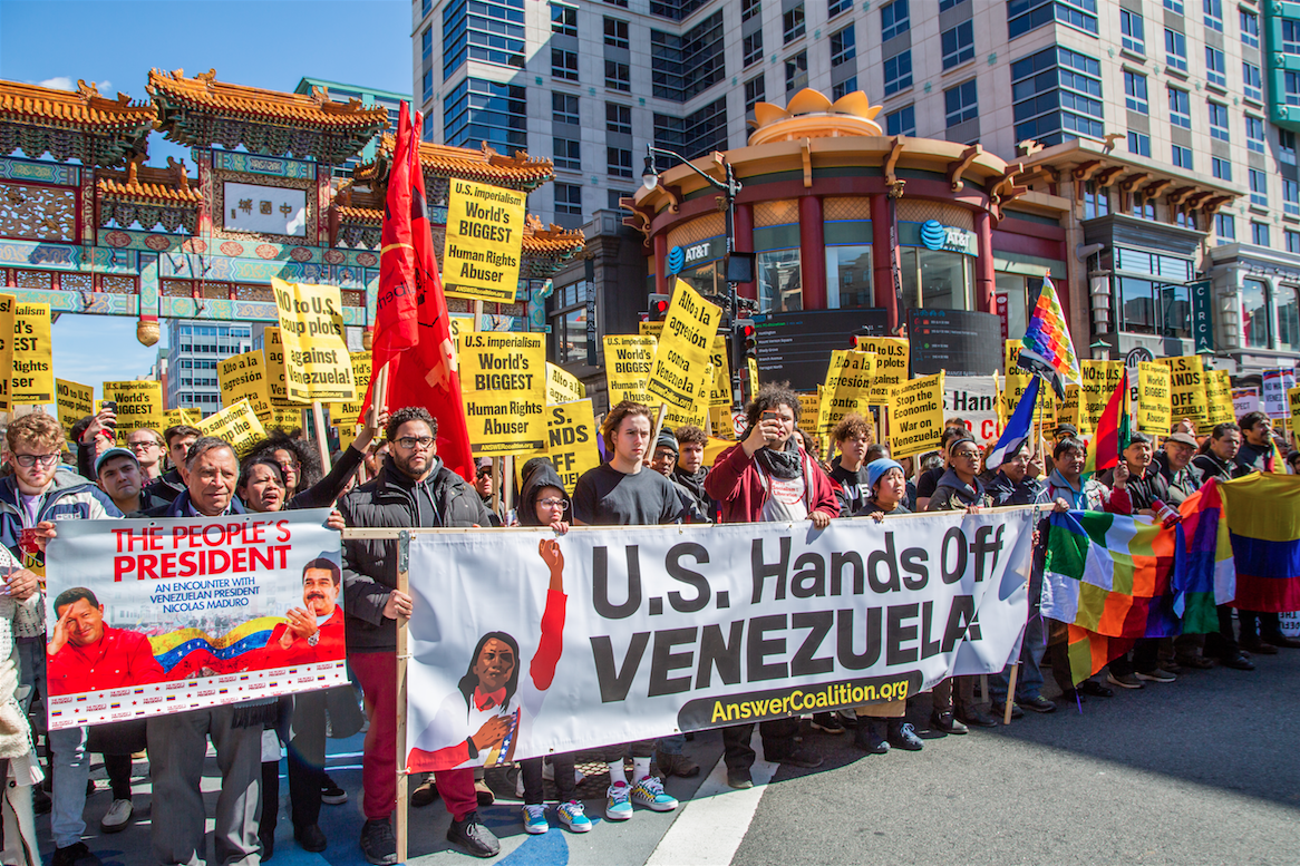 Activists and World Leaders Reject US-Backed Coup in Venezuela