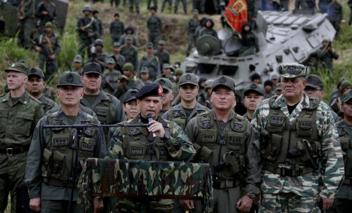 Venezuelan Coup Attempt Sputters as Majority of Military Remain Loyal to Maduro