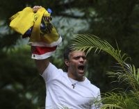 Leopoldo López Emerges from House Arrest to Bless Failed Coup and Invite US Gov't into Guaidó Regime