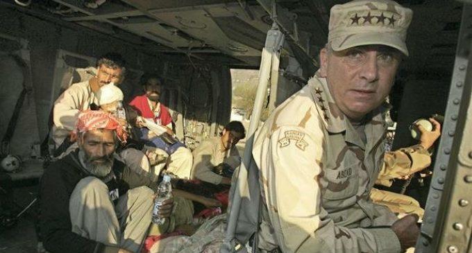 Retired senior military general arrives in Riyadh as new US ambassador to Saudi Arabia