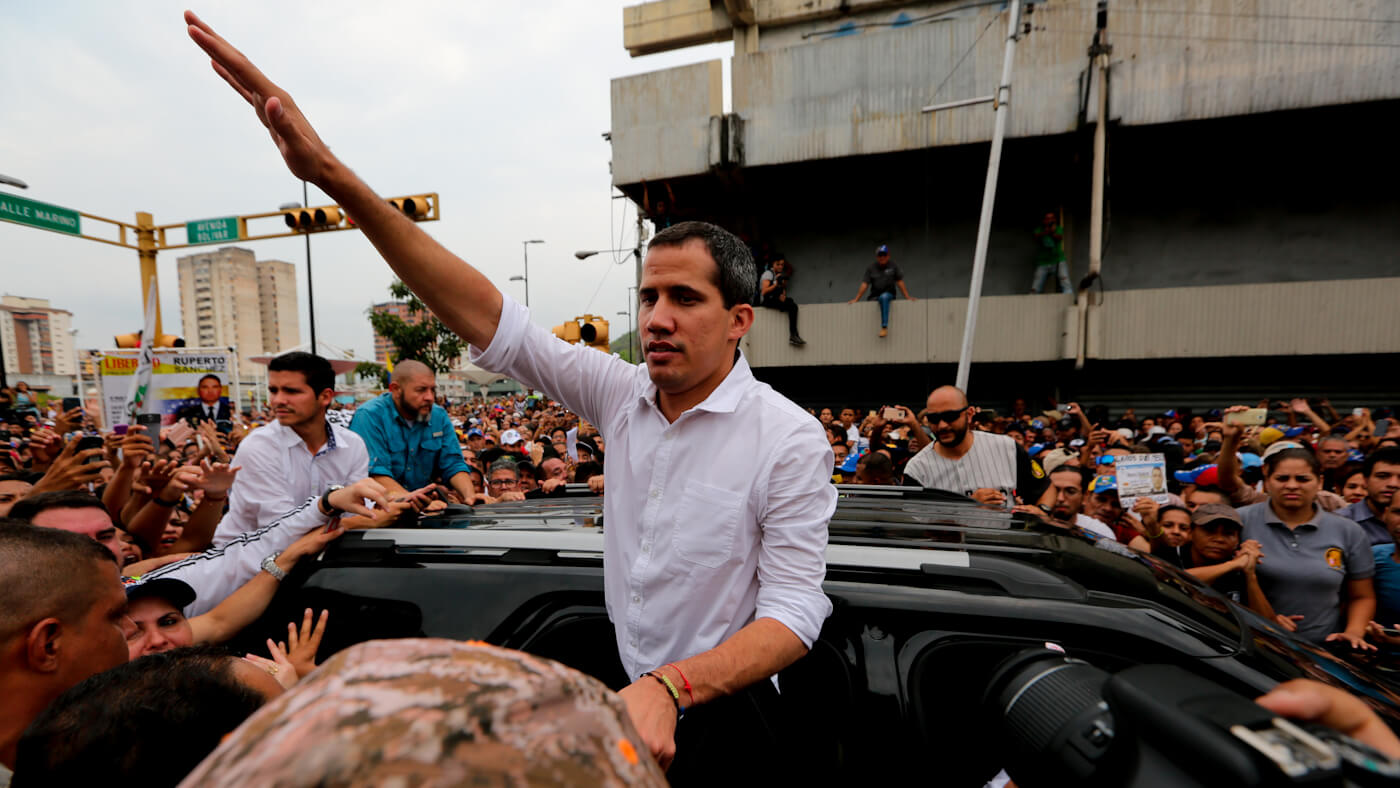 Anti-War Voices on Both Sides Warn of Coming CIA Provocation to Kill Guaidó, Blame Maduro