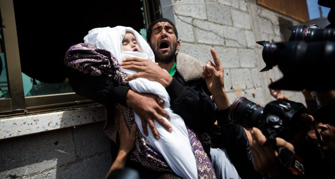 The Media's Israel-Centric Reporting of the Death Toll in Gaza
