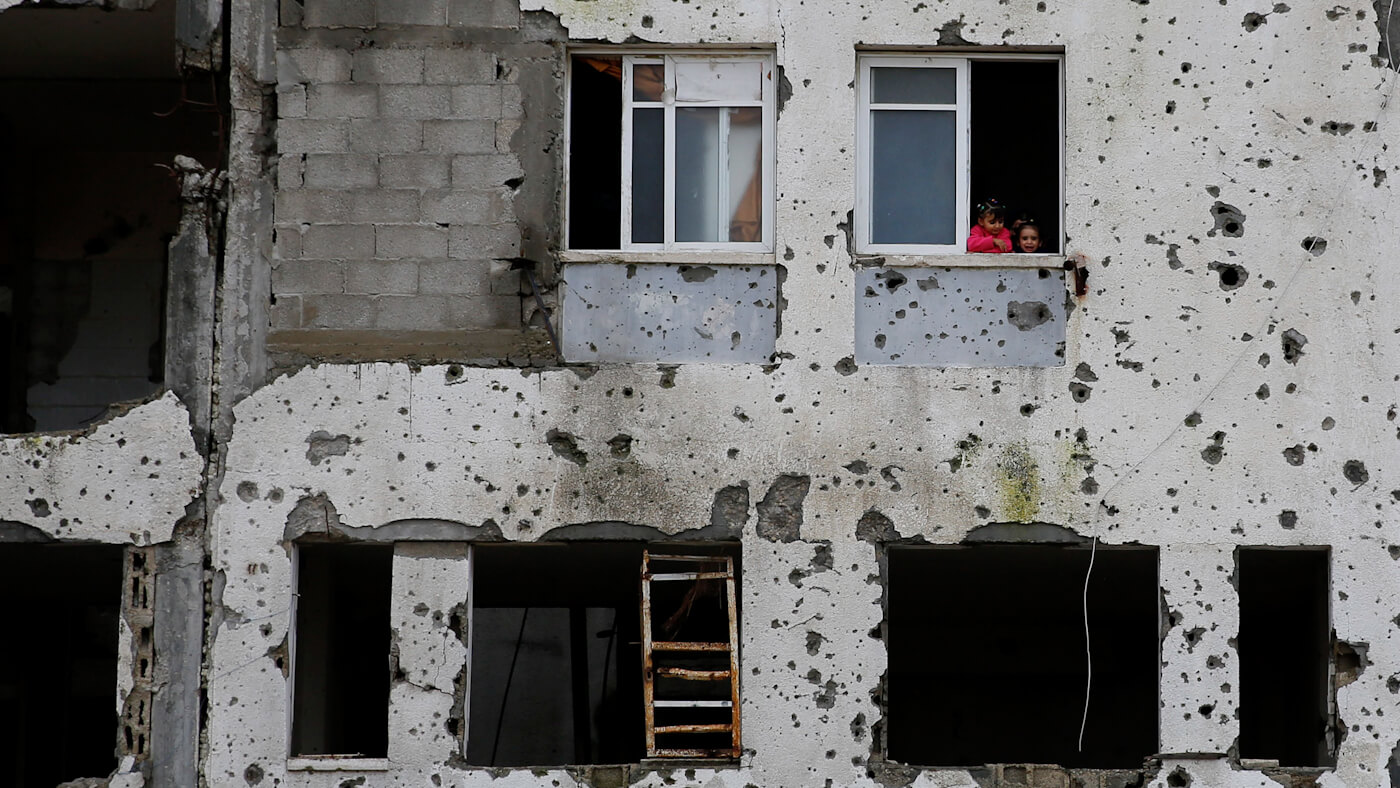 What I Saw in Gaza Changed Me Forever