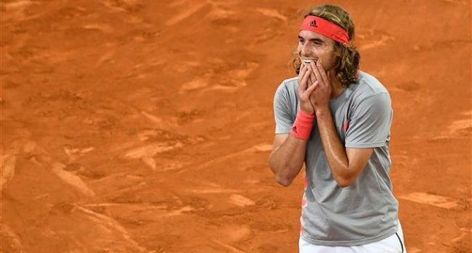 Madrid Open: Tsitsipas upsets Nadal, reaches final