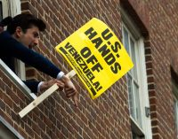 Embassy Protection Collective Releases Statement on 34th Day of Venezuelan Embassy Standoff