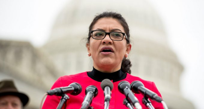 Liz Cheney and Right-Wing Outrage Machine Lie About Rashida Tlaib's Comments
