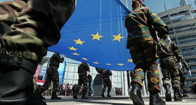 Tensions rise between Brussels, Washington over EU army