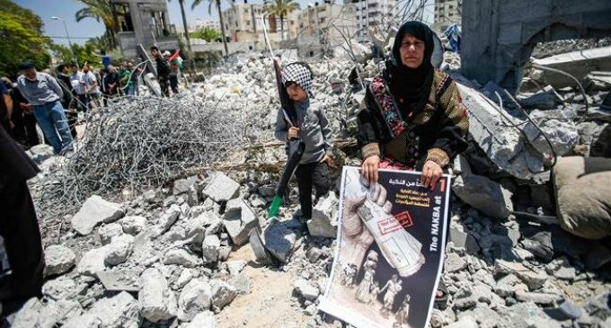 Palestinians set to mark Nakba Day with mass rallies against Israel, US