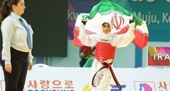 World Taekwondo Games: Iran's Momenzadeh in Final