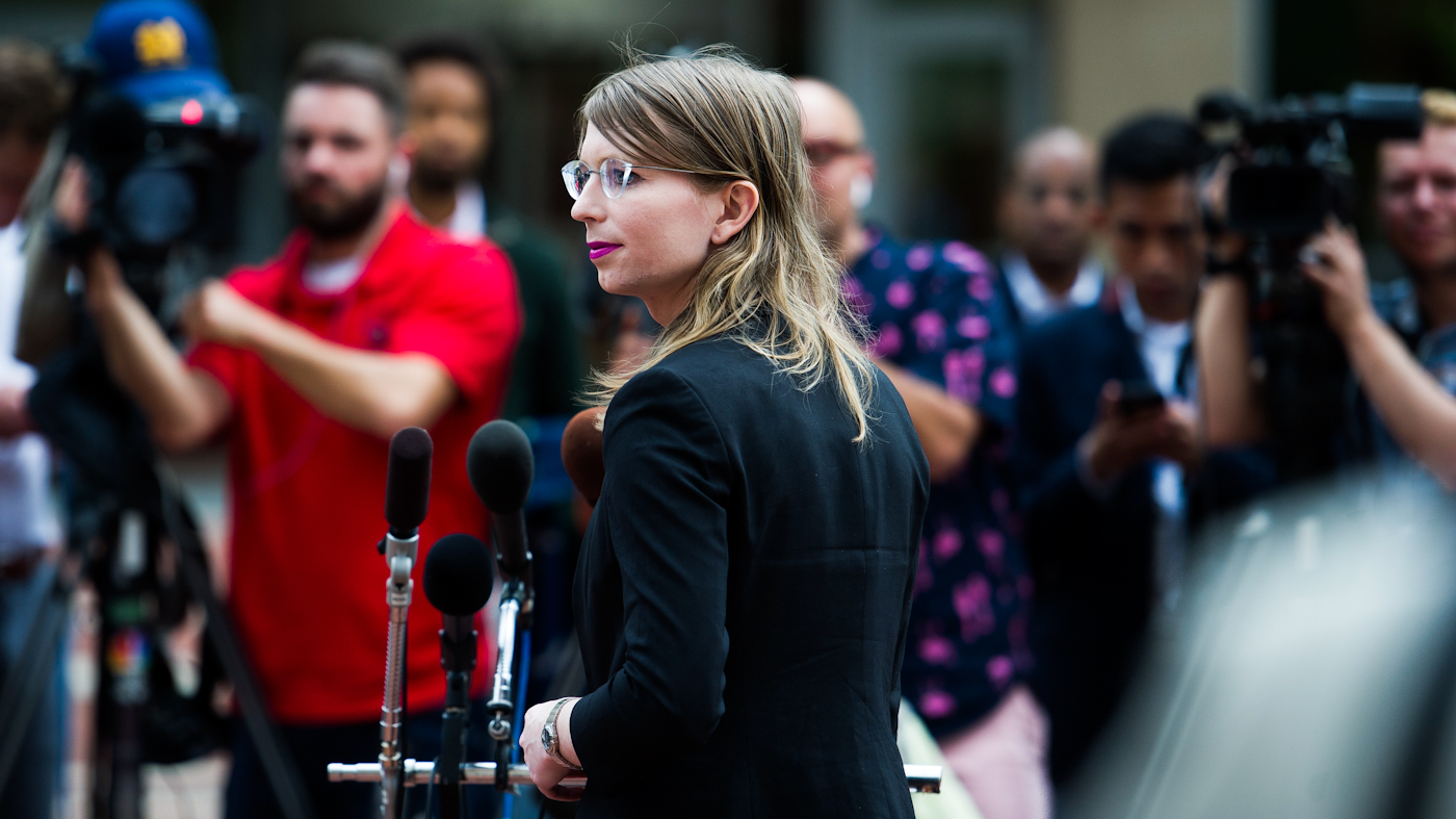 Chelsea Manning Sent Back to Jail for Refusing to Testify Against Wikileaks