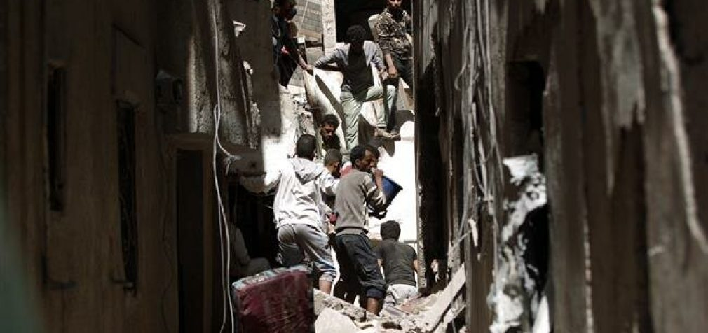 Saudi Arabia's carnage in Yemen