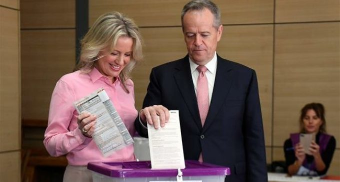 Australians start voting in federal elections