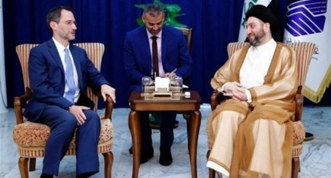 Iraq can mediate between Iran, US: Official