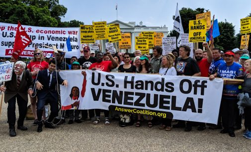 Next Stop, the UN: Embassy Protectors and Other Groups to Stage UN General Assembly Protest
