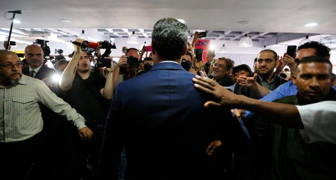 """From Golden Boy to """"Deflated:"""" The Media Trajectory of Juan Guaido"""