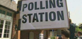 European elections kick off in the U.K.