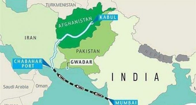 Zarif says ready to connect Pakistan's Gwadar to Iran's Chabahar