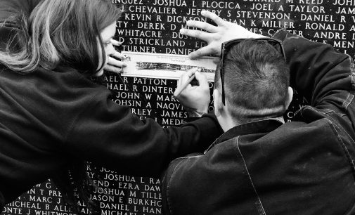 The Middle East Conflicts Wall Memorial: What Illinois Bikers Know That Washington Doesn't