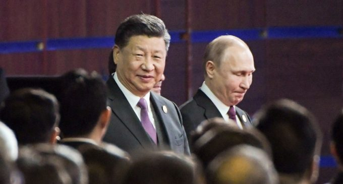 Contribution of Vladimir Putin to the 2nd Forum of the Silk Road, by Vladimir Putin