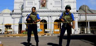 Saudi Arabia informed of advance of attacks in Sri Lanka