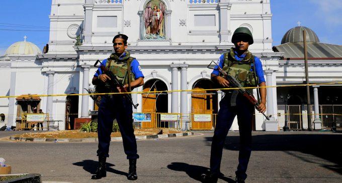 Saudi Arabia informed of advance of attacks in Sri Lanka