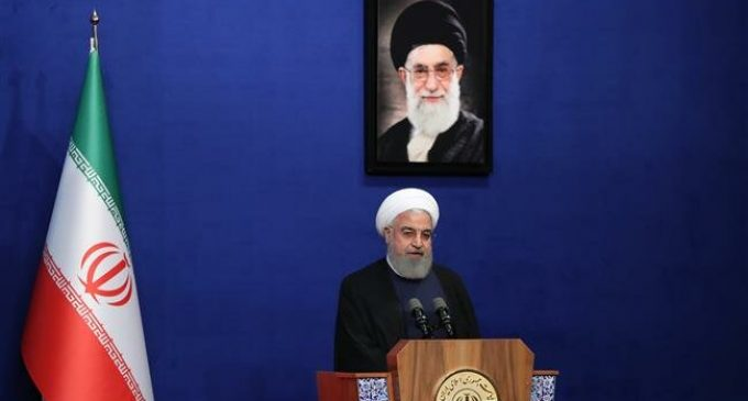 Iran's steadfastness caused US to back off: Rohani
