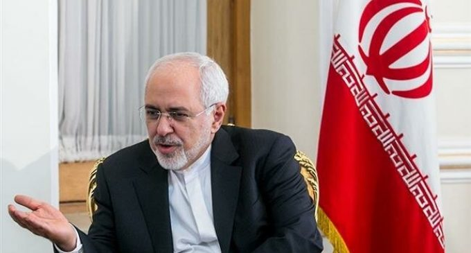 War and talks don't go together: Iran's foreign minister