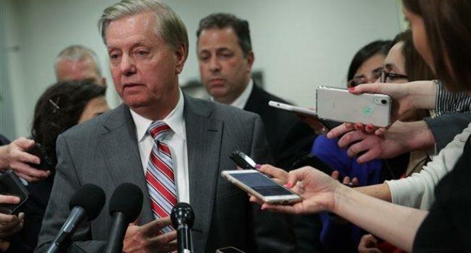 Bin Salman's behavior 'cannot be ignored,' Republican senator warns Trump