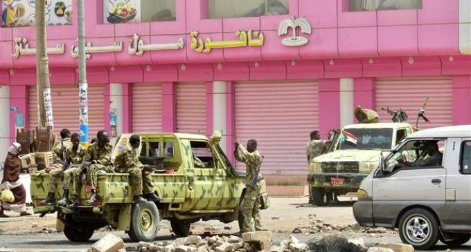 Four killed on first day of Sudan 'civil disobedience' campaign, doctors say