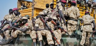 Amid Sudan's Brutal Crackdown, Trump Admin Appoints Envoy Who Helped Worsen War in South Sudan