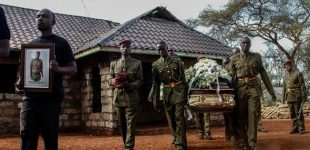 Ten killed as roadside bomb hits Kenyan police vehicle near Somali border