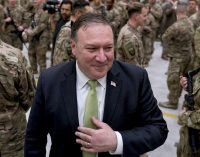 Mike Pompeo Has a Hard Time Kicking Old Habits