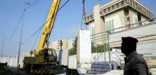 Iraq removes blast walls around Baghdad neighborhoods