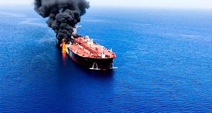 If Iran Is Responsible for the Fuel Tanker Attacks in the Gulf of Oman (And It May Not Be), It Is Only a Reaction to Washington's Outrageous Conduct in the Middle East