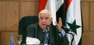 FM Muallem vows to 'liberate all of Syria' from terrorists