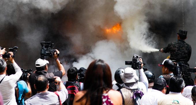 Why Protesters Set Fire to the US Embassy in Honduras