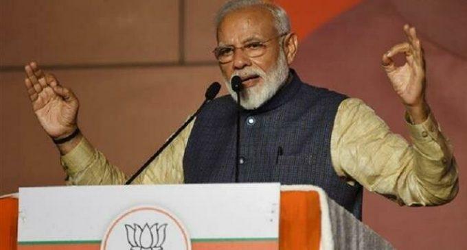 India's Modi 'pained' by Muslim man's lynching