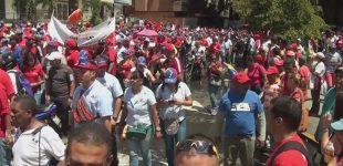 Venezuelans voice solidarity with Iranians