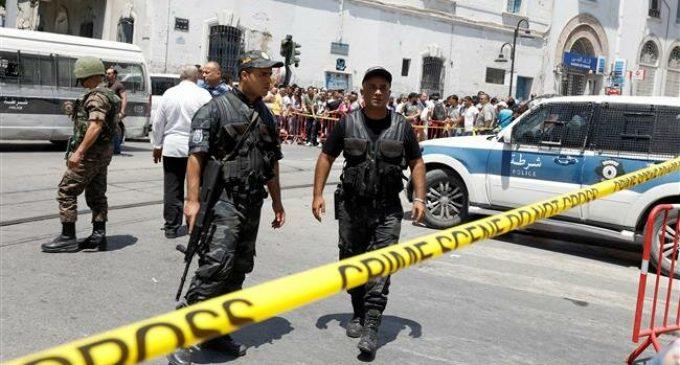 Two bomb attacks in Tunisian capital kill one person, wound several