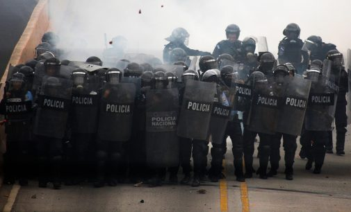 MintPress Reporter Detained Amid Honduran Police Crackdown on Coup Anniversary Protests