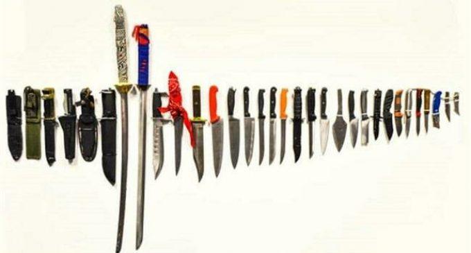 Big Little Knives: Knife crimes road to terrorism?